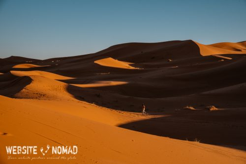 Website Nomad - Morocco